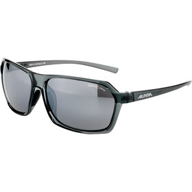 Alpina Finety Gafas, smoke transparent